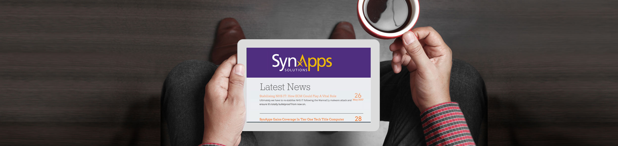 Latest News -SynApps Solutions