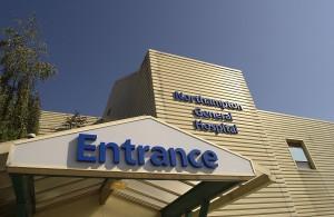 Northampton General Hospital South Entrance_1.0